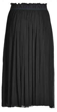Deha Dámská sukně Tulle Skirt B74015 Black M