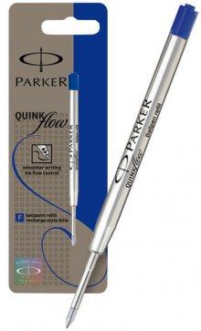 Parker Náplň QuinkFlow pro kuličkové tužky - modrá 1,0 mm 1501/1090958
