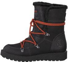 s.Oliver Dámské kotníkové boty Black 5-5-26459-31-001 38