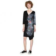 Desigual Dámské šaty Vest Next To Me 18SWVKBK 2000 S
