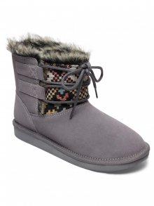 Roxy Dámská zimní obuv_šedá\n\n