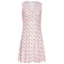 Smashed Lemon Dámské krátké šaty Pink 18173/14 S