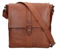 Lagen Pánská taška přes rameno 22420 BROWN
