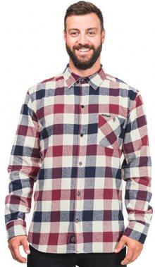 Horsefeathers Pánská košile Rashid Ruby SM877E S