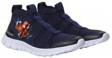 Desigual Dámské tenisky Ankle Knitted Sneaker Azul Tinta 19SUKK01 5096 37