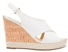 GEOX Dámské sandále Donna Janira C Off White D82P6C-06RBC-C1002 37