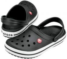 Crocs Pantofle Crocband Black 11016-001 37-38