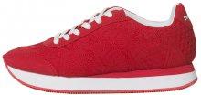 Desigual Dámské tenisky Shoes Galaxy Lottie Red Chinese Read 19SSKP02 3144 36
