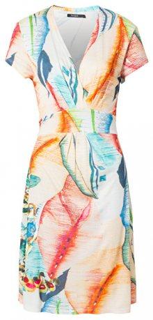 Desigual Dámské šaty Vest Luana Tutti Fruti 19SWVK81 9019 XS