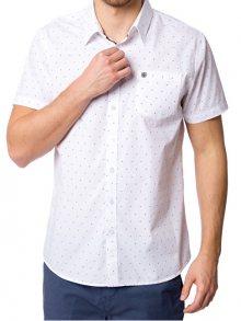 Heavy Tools Pánská košile Rusty S19-431 White M