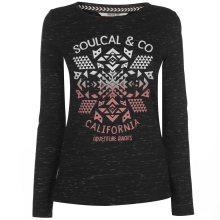 Dámské stylové tričko SoulCal