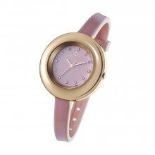 Ops! Objects světle růžové hodinky