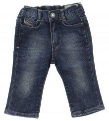Jeans dětské Diesel | Modrá | Dívčí | 6 měsíců