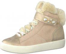 Tamaris Dámské kotníkové boty 1-1-25203-21-554 Rose Comb 36