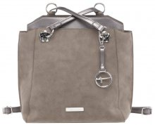 Tamaris Dámský batoh Olympia Backpack 2893182-395 Dark Brown Comb.