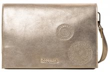 Desigual Kabelka Bols Brilli Imperia Amber Gold 19SAXPBY 6095