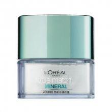 L\'Oréal Paris True Match Minerals transparentní pudr s matným efektem 10 g