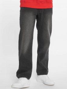 Džíny Loose Fit černá W32/L32