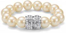 Oliver Weber Luxusní náramek z perel Swarovski Lucent 32162 CRE