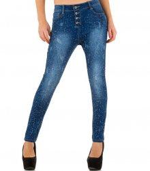 Dámské stylové jeansy Fashion Denim