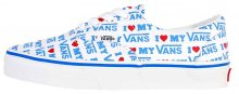 VANS Dámské tenisky Era (I Heart Vans) True White VN0A38FRVP51 36