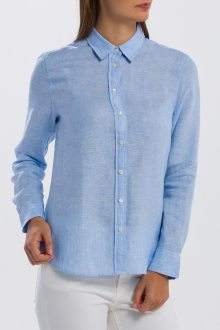 KOŠILE GANT THE LINEN CHAMBRAY SHIRT