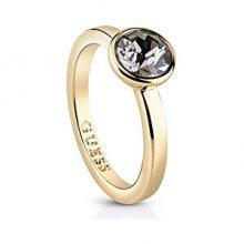 Guess Pozlacený dámský prsten UBR83018 54 mm