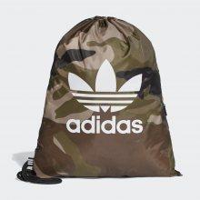 adidas Gymsack Camo hnědá Jednotná