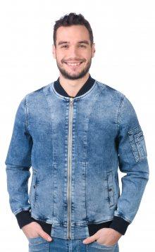 Pepe Jeans Pánská bunda_modrá\n\n