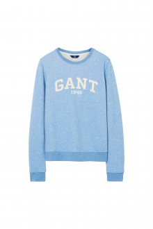 MIKINA GANT O2. LOGO C-NECK SWEAT