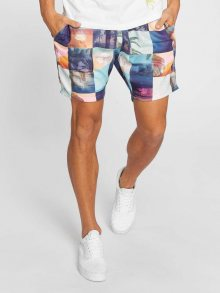 Short Acocollo in colored M