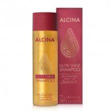 Alcina Výživný olejový šampon Nutri Shine (Shampoo) 250 ml