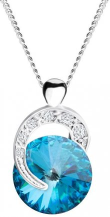 Preciosa Stříbrný náhrdelník Gentle Beauty 6766 46