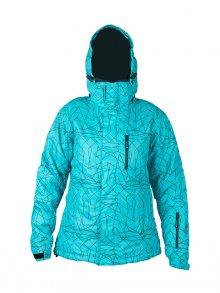 Hi-Tec Dámská zimní bunda Lady Astrid_SEA BLUE/DARK GREY\n\n