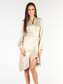 Marmuri Dámské šaty MR18S P6074_BEIGE\n\n