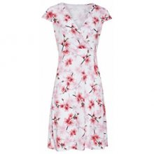 Smashed Lemon Dámské krátké šaty White 18277/01 L