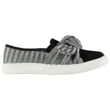 Dámské módní boty Fabric