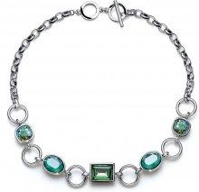 Oliver Weber Originální náhrdelník Royal 11800 GRE