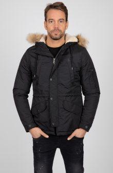 Paul Parker Pánská zimní bunda PA789707_BLACK\n\n