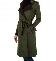 Dámský módní kabát Milas