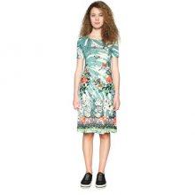 Desigual Dámské šaty Vest Eleonor 18SWVK95 4098 S