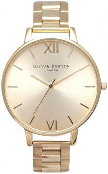 Olivia Burton BigDialBracelets OB13BL08BS