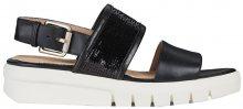 GEOX Dámské sandále Wimbley Sandal B Black D92DPB-043AY-C9999 36
