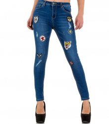 Dámské jeansy Lemone Jeans