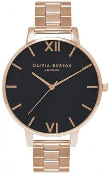 Olivia Burton Black Dial OB15BL23