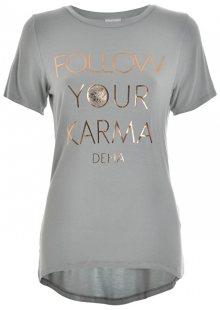 Deha Dámské triko Swing T-Shirt B84674 Pearl Blue S