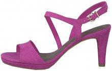 Tamaris Dámské sandále 1-1-28318-22-513 Fuxia 36