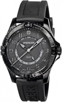 Wenger Squadron GMT 77074