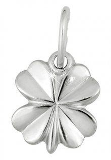 Brilio Silver Stříbrný přívěsek čtyřlístek 441 001 00845 04 - 0,50 g