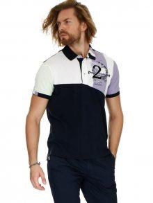 Galvanni Pánské polo tričko GLVSM12130561_Dress Blues Multi\n\n